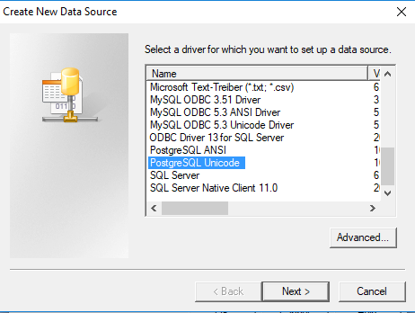 Ms Project Odbc Driver